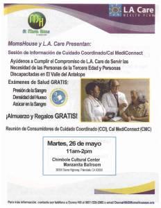 LA Care Spanish